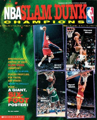 9780590137706: NBA All-Star Slam Dunk Champions