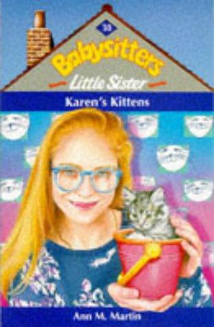 9780590137973: Karen's Kittens (Babysitters Little Sister)