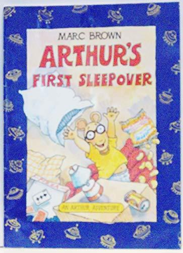 9780590138277: Arthur's First Sleepover: An Arthur Adventure