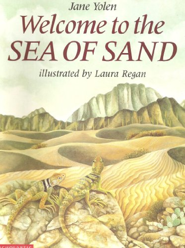 9780590138512: Welcome to the Sea of Sand