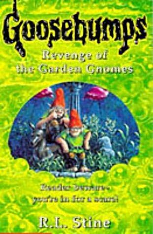 9780590138956: Revenge of the Garden Gnomes (Goosebumps S.)
