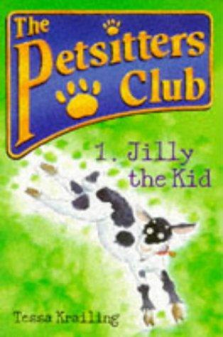 9780590139182: Jilly the Kid (Petsitters Club)