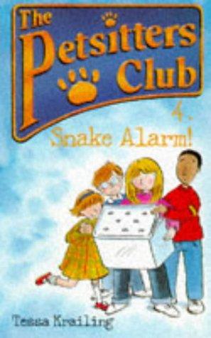 9780590139212: Snake Alarm (Petsitters Club)