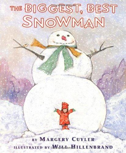 9780590139229: The Biggest, Best Snowman