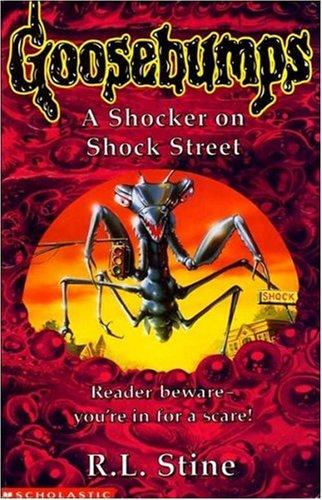 9780590139687: A Shocker on Shock Street (Goosebumps, #35)