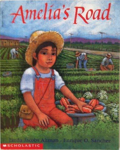 9780590148283: Amelia's Road