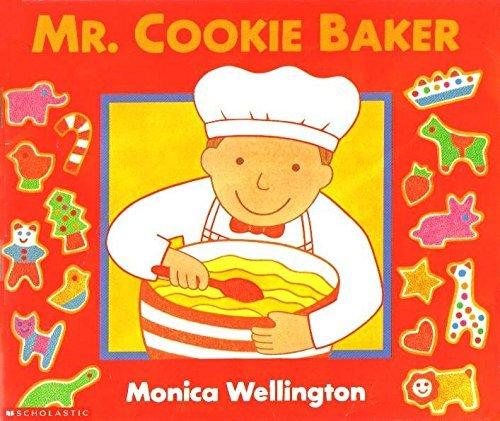 Mr. Cookie Baker: Wellington, Monica