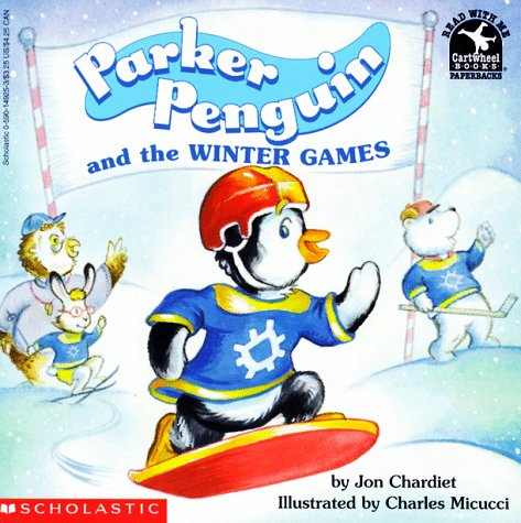 9780590149259: Parker Penguin and the Winter Games (Read With Me)