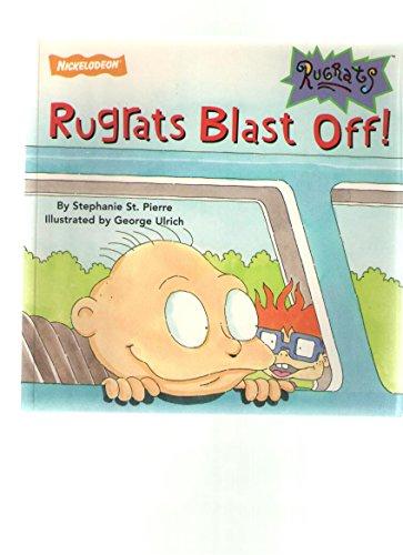 9780590149587: Rugrats Blast Off!