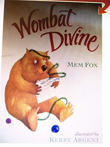 9780590149594: Wombat Divine