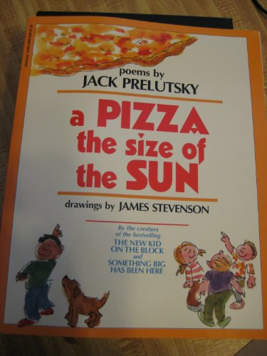 9780590149631: A Pizza the Size of the Sun