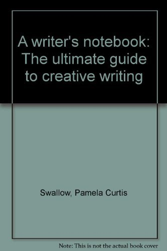 9780590149693: A writer's notebook: The ultimate guide to creative writing