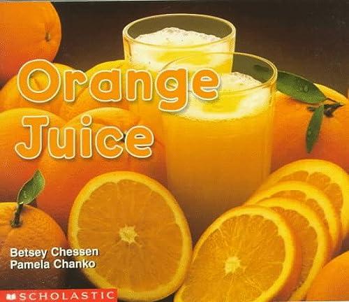 9780590149990: Orange Juice (Science Emergent Readers)