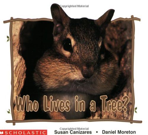 9780590158565: Who Lives in a Tree? (Science emergent readers)
