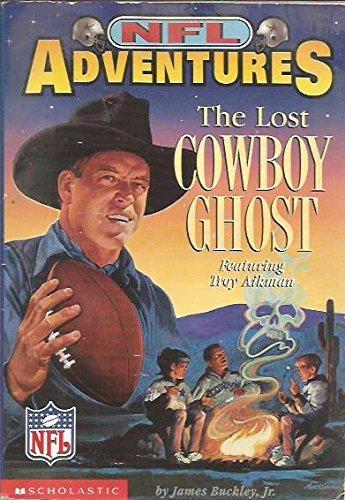 The Lost Cowboy Ghost (NFL Adventures): James Buckley