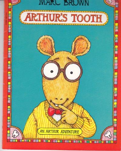 9780590162142: Arthur's Tooth