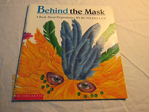9780590162418: Behind the Mask