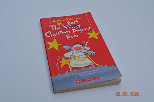 9780590162432: The Best Christmas Pageant Ever