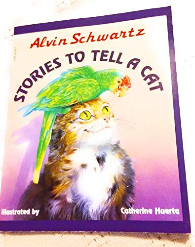 9780590163255: Stories to Tell a Cat