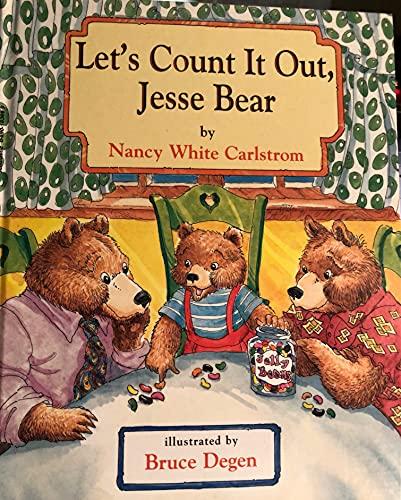 9780590183697: Let's Count It Out, Jesse Bear