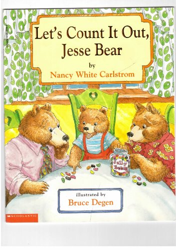 Let's Count It Out, Jesse Bear: Nancy White Carlstrom