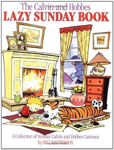 9780590183741: The Calvin and Hobbes Lazy Sunday Book
