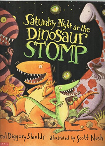 9780590187091: Saturday Night at the Dinosaur Stomp
