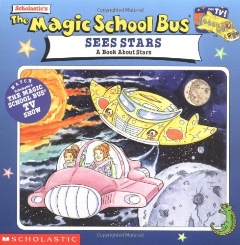 9780590187329: The Magic School Bus Sees Stars: A Book About Stars