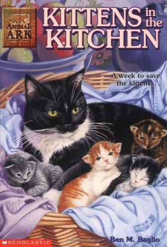 9780590187497: Kittens in the Kitchen (Animal Ark #1)