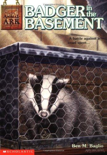 9780590187541: Badger in the Basement (Animal Ark Series #6)