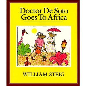9780590189095: Doctor De Soto Goes to Africa