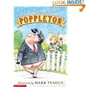 9780590189187: Poppleton (Scholastic Cassettes)