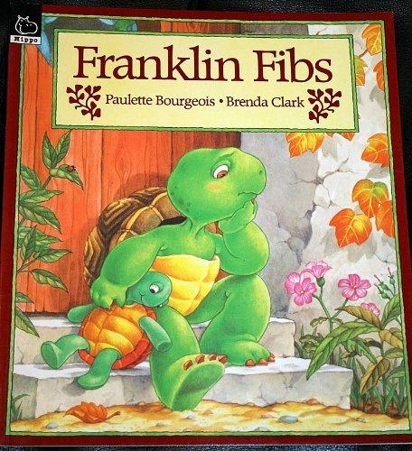 9780590190510: Franklin Fibs