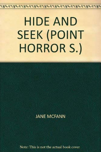 9780590190671: HIDE AND SEEK (POINT HORROR S.)