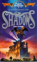 9780590190756: The Nightshade Chronicles: A Gathering of Shadows Bk. 3 (Point Fantasy)
