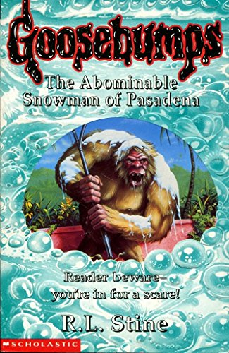9780590190930: Abominable Snowman of Pasadena