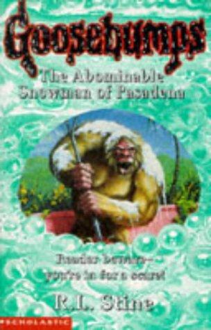 9780590190930: Abominable Snowman of Pasadena (Goosebumps)