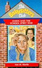 The Babysitters Club; Dawn and the School Spirit War (0590192523) by Ann M. Martin