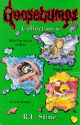 9780590192552: Goosebumps Collection 6: