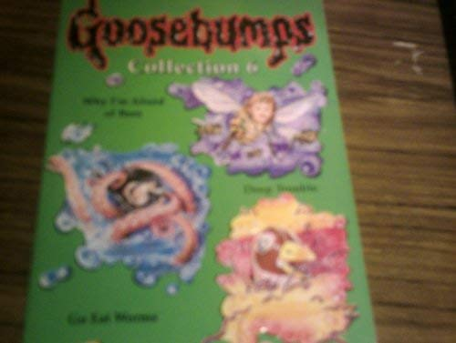 9780590192552: Goosebumps Collection 6: