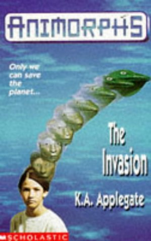 9780590193528: The Invasion (Animorphs)