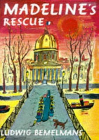9780590193641: Madeline's Rescue (Picture Hippo)