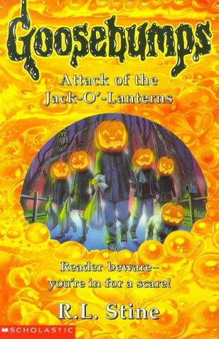 9780590197182: Attack of the Jack O'Lanterns (Goosebumps)