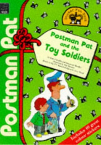 9780590197564: Postman Pat and the Toy Soldiers (Postman Pat Activity Books & Packs)
