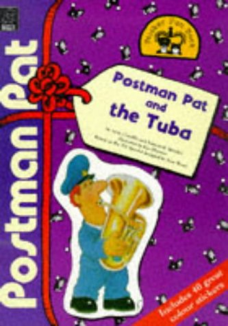 9780590197571: Postman Pat and the Tuba (Postman Pat Activity Books & Packs)