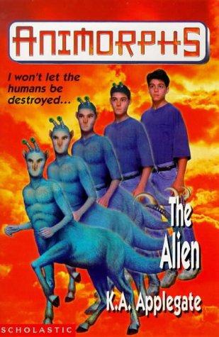 9780590197922: Animorphs. The Alien
