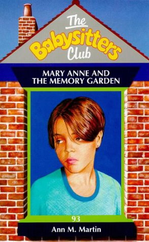 9780590197939: Mary Anne and the Memory Garden (Babysitters Club)