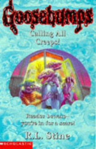 9780590197946: Calling All Creeps! (Goosebumps, #50)