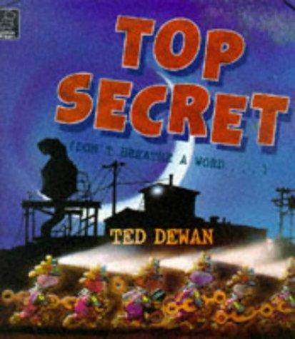 9780590198066: Top Secret (Little Hippo - Picture Book)