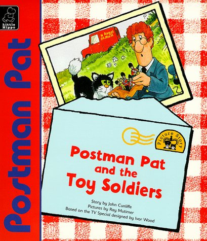 9780590198189: Postman Pat and the Toy Soldiers (Postman Pat Activity Books & Packs)